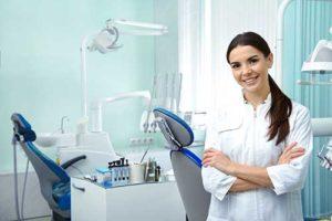 dentist ready to explain orthodontics
